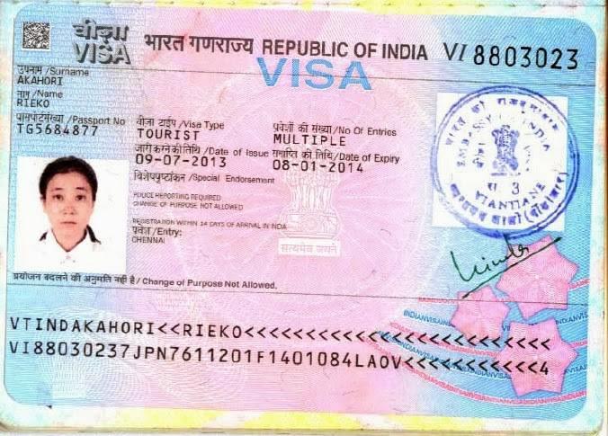 Индийская виза Гоа