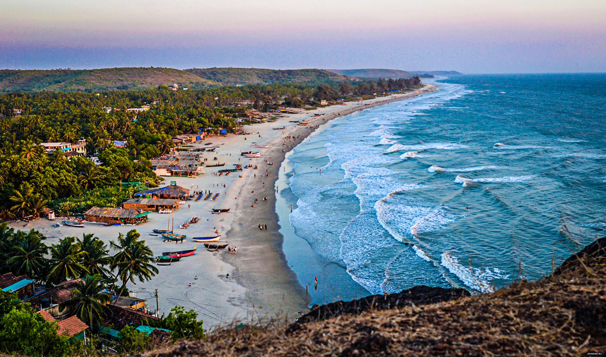 Виза на Гоа: особенности получения визы любителям побережья