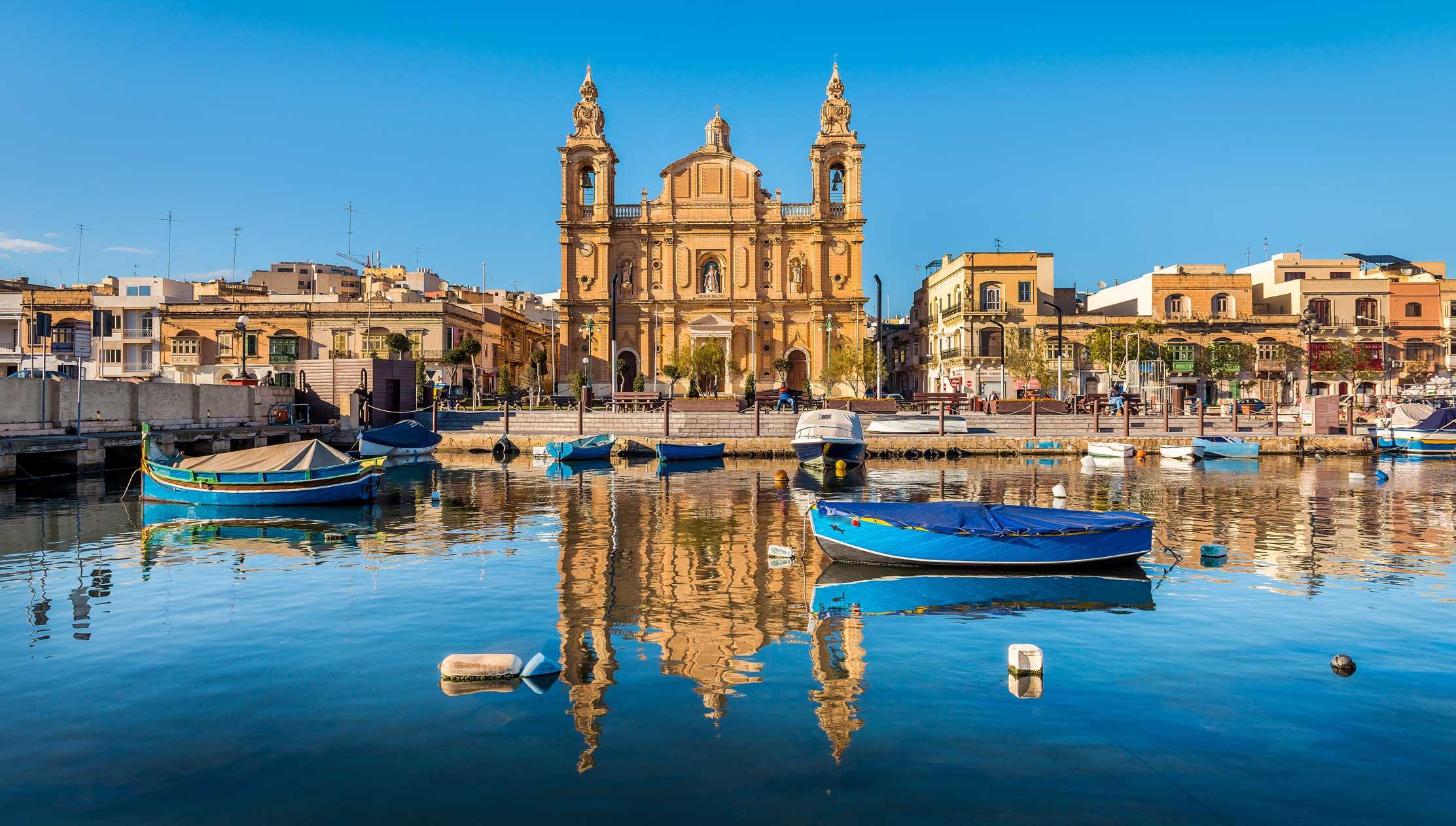 Виза на Мальту для граждан России: самый полный обзор