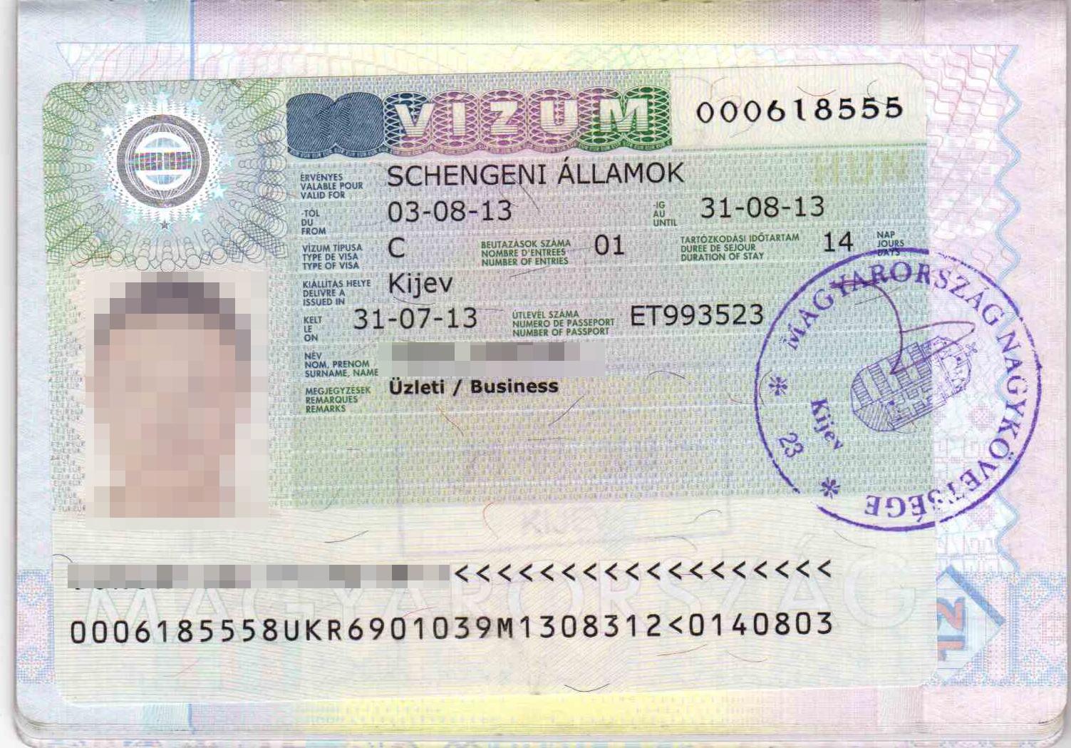 Виза в Венгрию: подробный разбор текущей ситуации