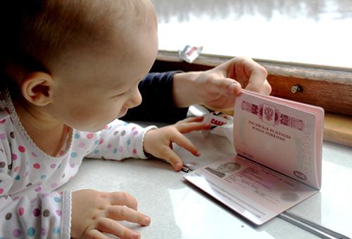 Загранпаспорт для ребенка: все особенности получения документа