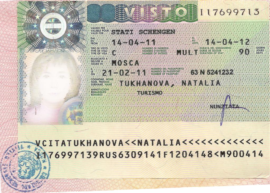 Виза в Италию – нюансы получения перед приятной поездкой