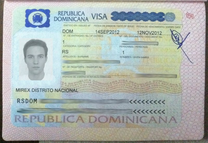 Виза в Доминикану: нужна ли она для россиян, исключения, документы