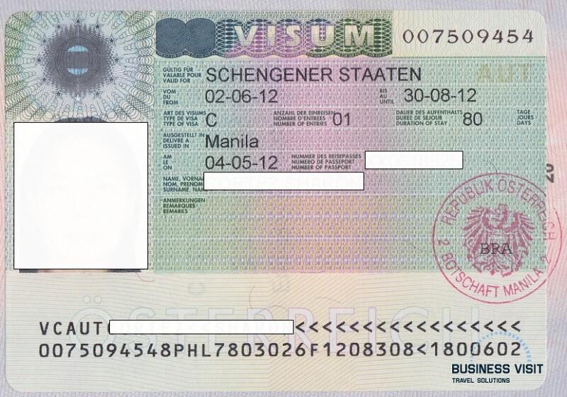 Виза в Австрию: как самостоятельно открыть визу