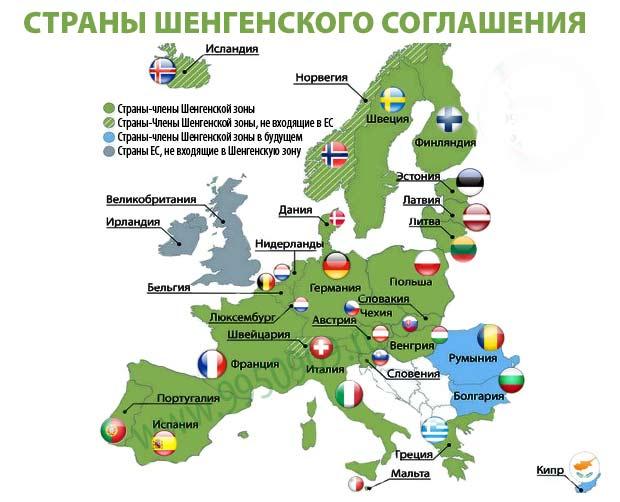 В какую страну будет проще получить шенгенскую визу: разбор