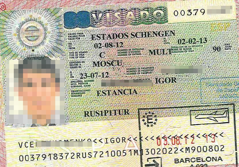 Мультивиза в Шенген: особенности многократной визы