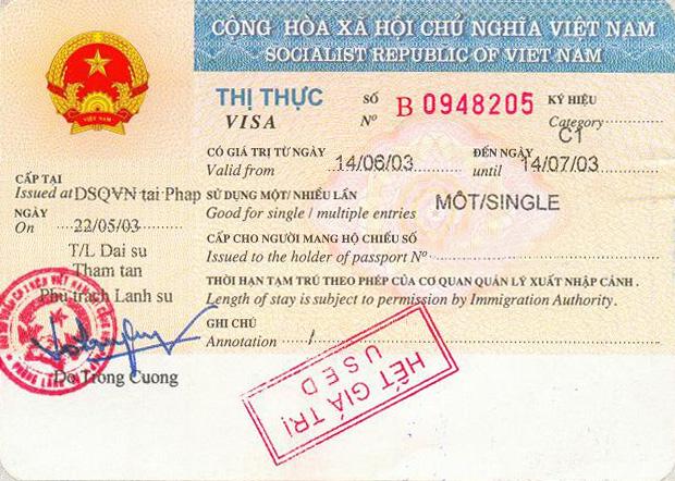 Виза во Вьетнам для россиян: текущий вьетнамский визовый режим