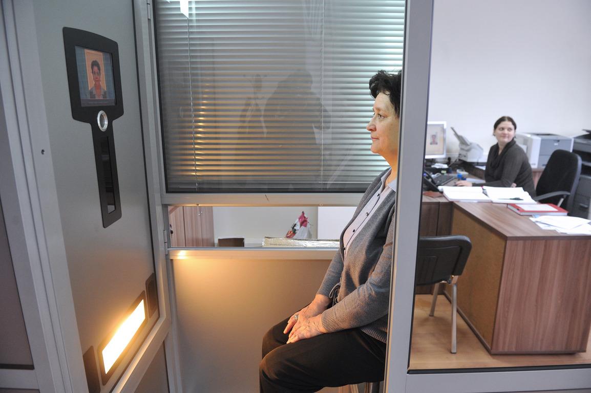 Фото на биометрический паспорт