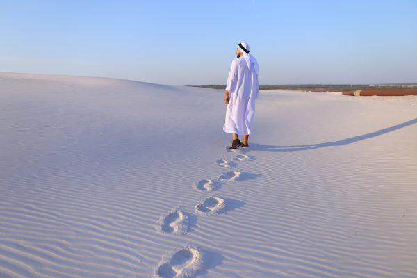 Песок Саудовская Аравия