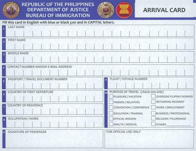 Виза на Филиппины: нужна ли для россиян, как получить, продлить?