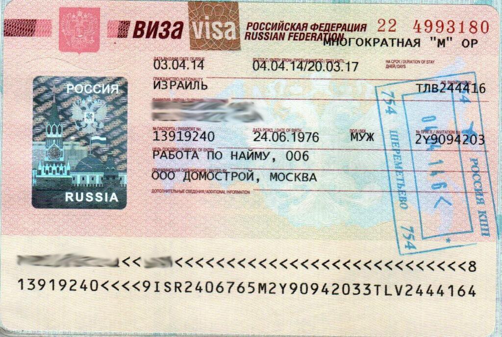 Рабочая виза: что это такое, как получить и сколько стоит?